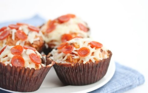 Recipe for Pizza Cupcakes