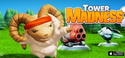 Free App of the Week: Tower Madness 2