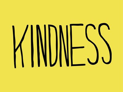 An Act of Kindness- In Partnership with PLA
