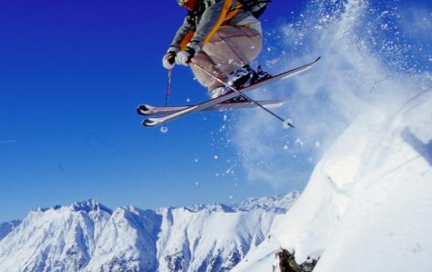 Ski You On The Slopes!