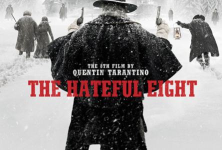 The Hateful Eight: Your Typical Tarantino Movie