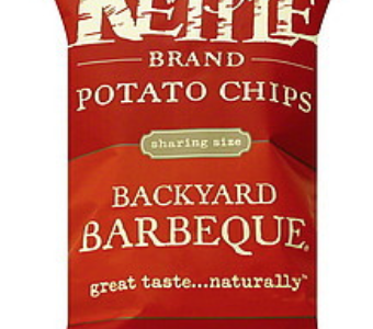 The Battle of the Barbecue Chips