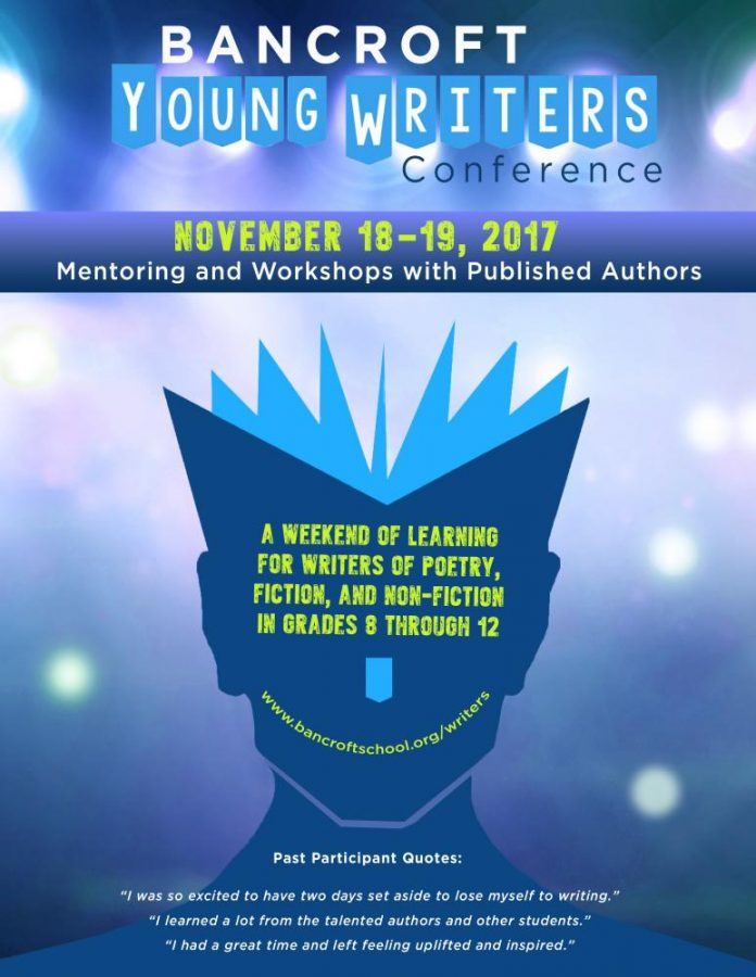 Writers Conference 2017 ——- Coming Soon!