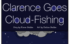 Clarence Goes Cloud-Fishing
