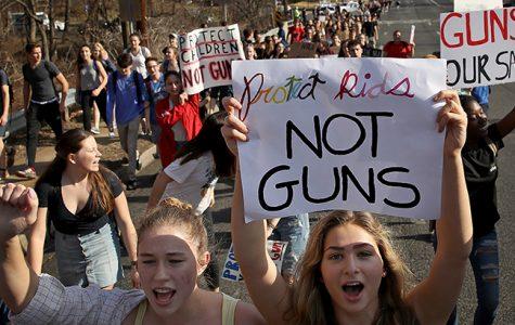 Walkout Speech: Gun Violence in the US