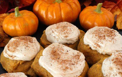 Recipe: Soft Pumpkin Spice Cookies