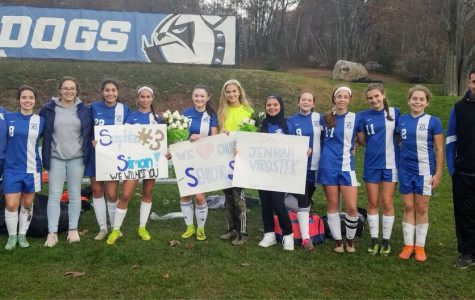 Varsity Girls Soccer Wrap Up
