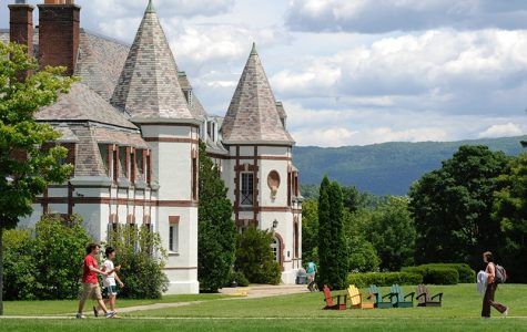 Mr. Collet's Impact of Travel: Middlebury College
