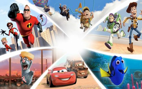 Pixar Movies: RANKED