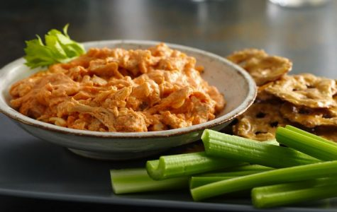 Coach Gerhardt's (Coveted) Buffalo Chicken Dip Recipe!