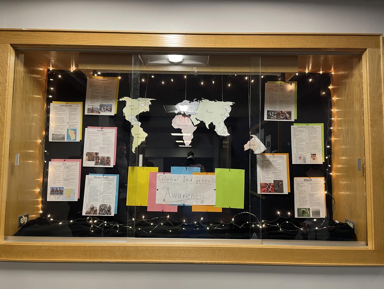 Natives Cultures Display: Global Indigenous Awareness