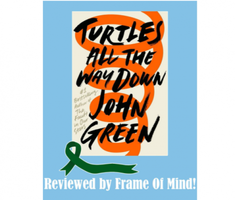 "Book Review: ""Turtles All The Way Down"""