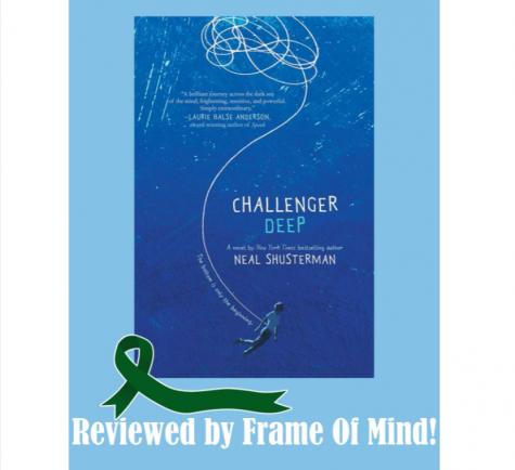 """Book Review: """"Challenger Deep"""""""